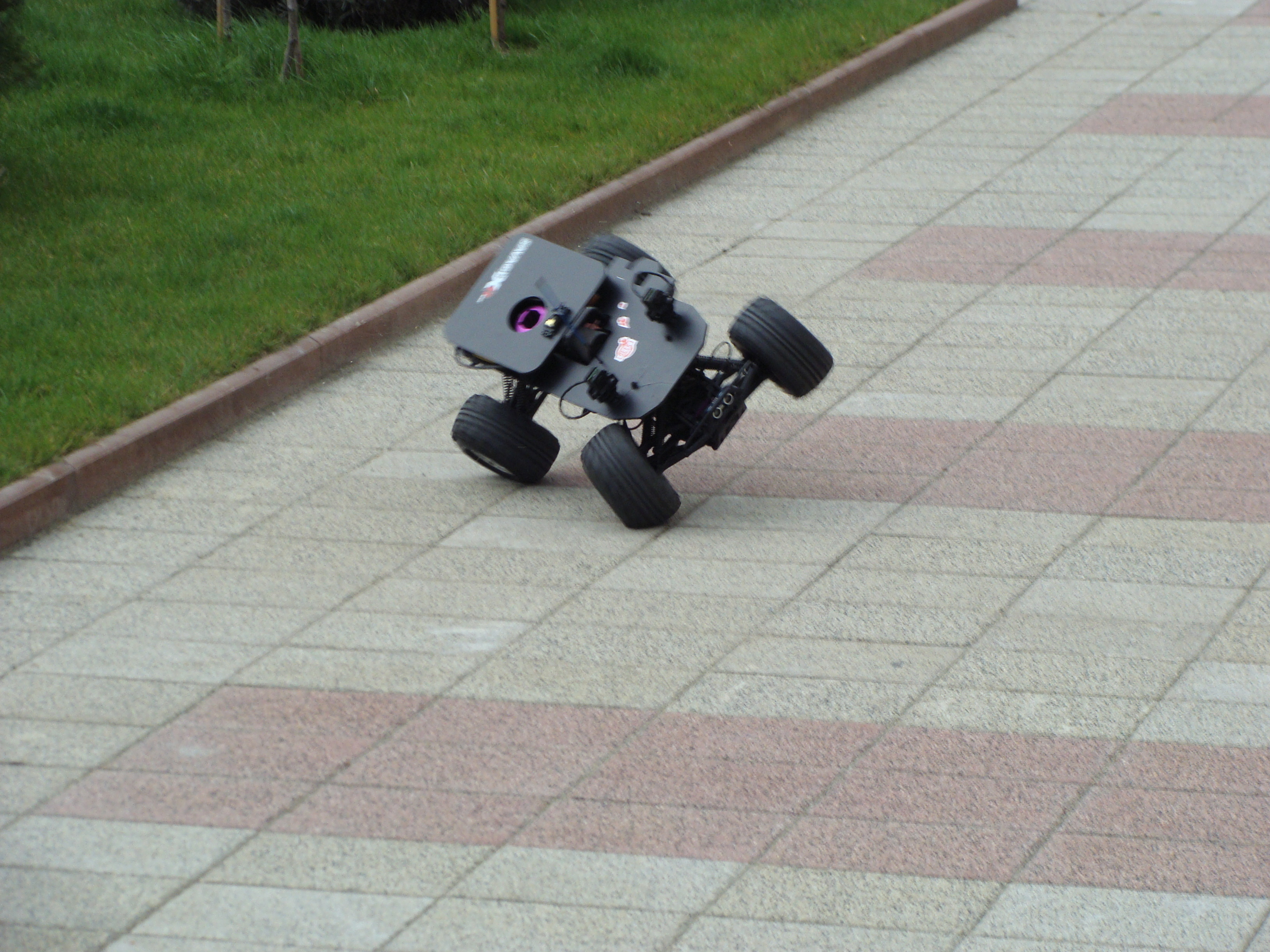 RC on two wheels