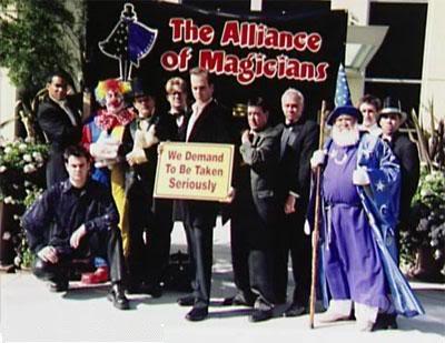Magician Alliance