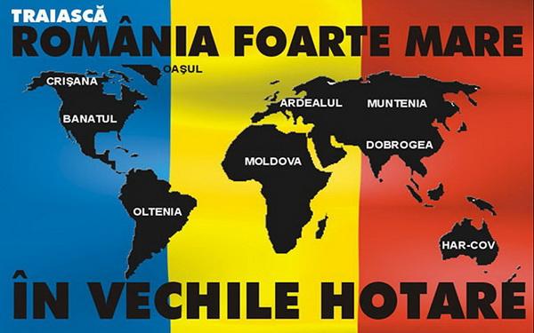 Traiasca Romania Foarte Mare!