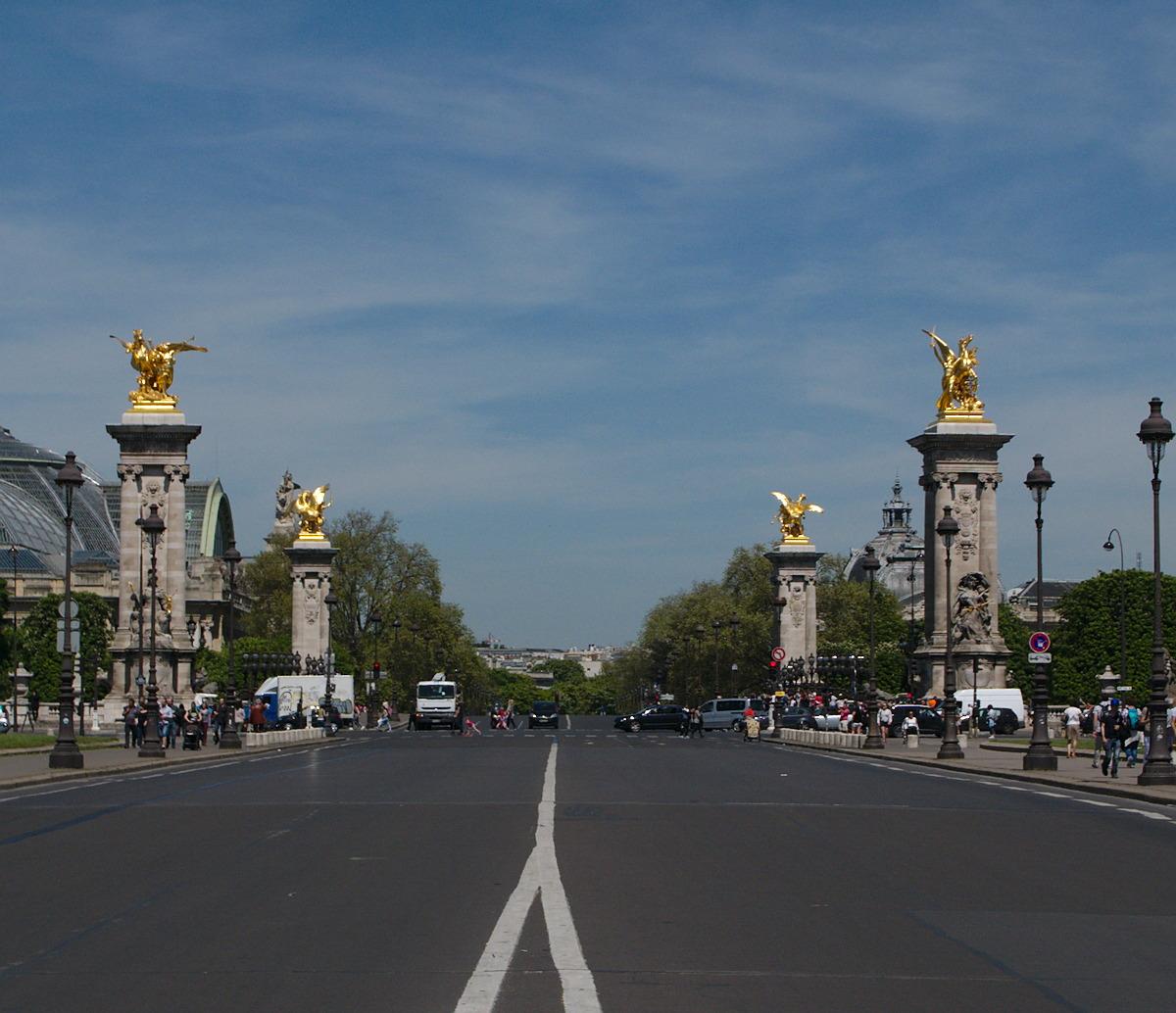 Bridge of Alexandre III