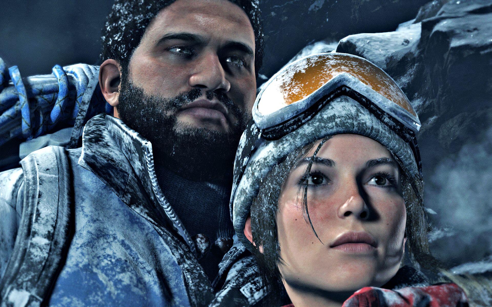 Jonah and Lara