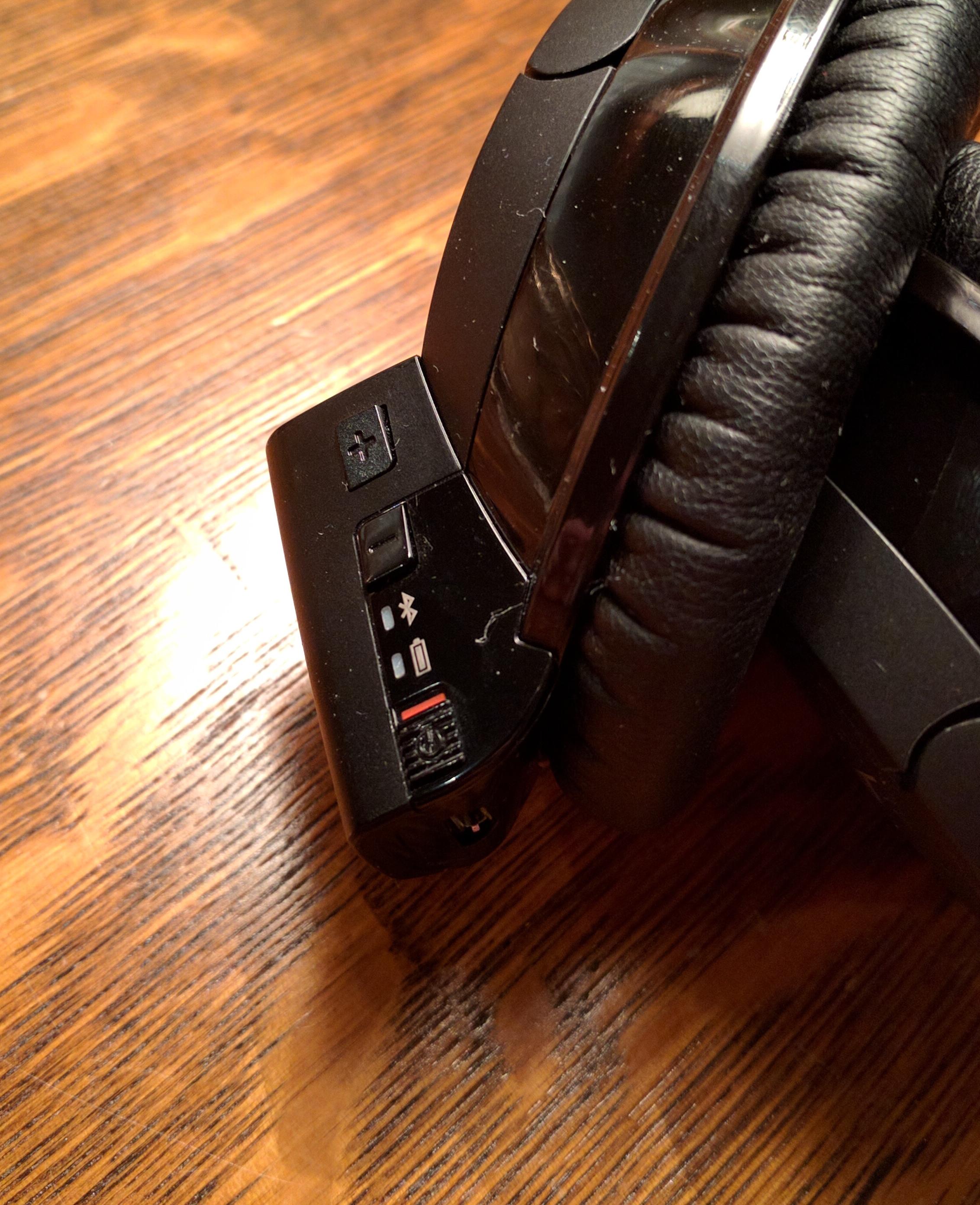 Headphone controller