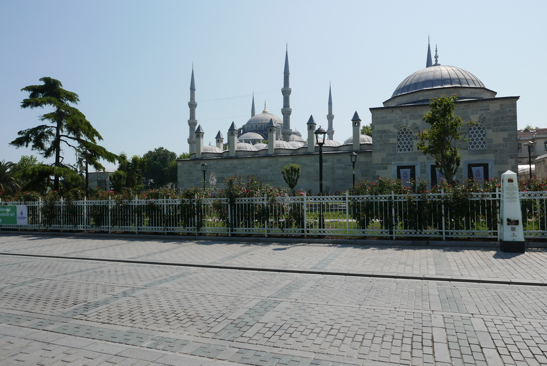 Sultan Ahmet's Tomb