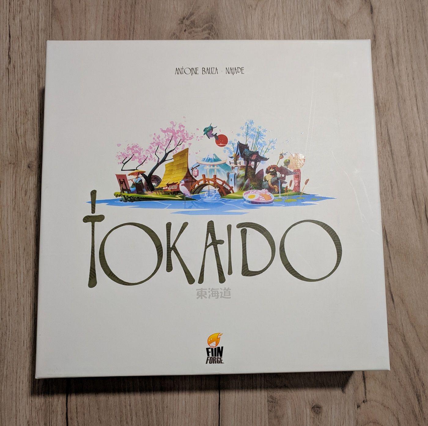Boardgames Party: Tokaido