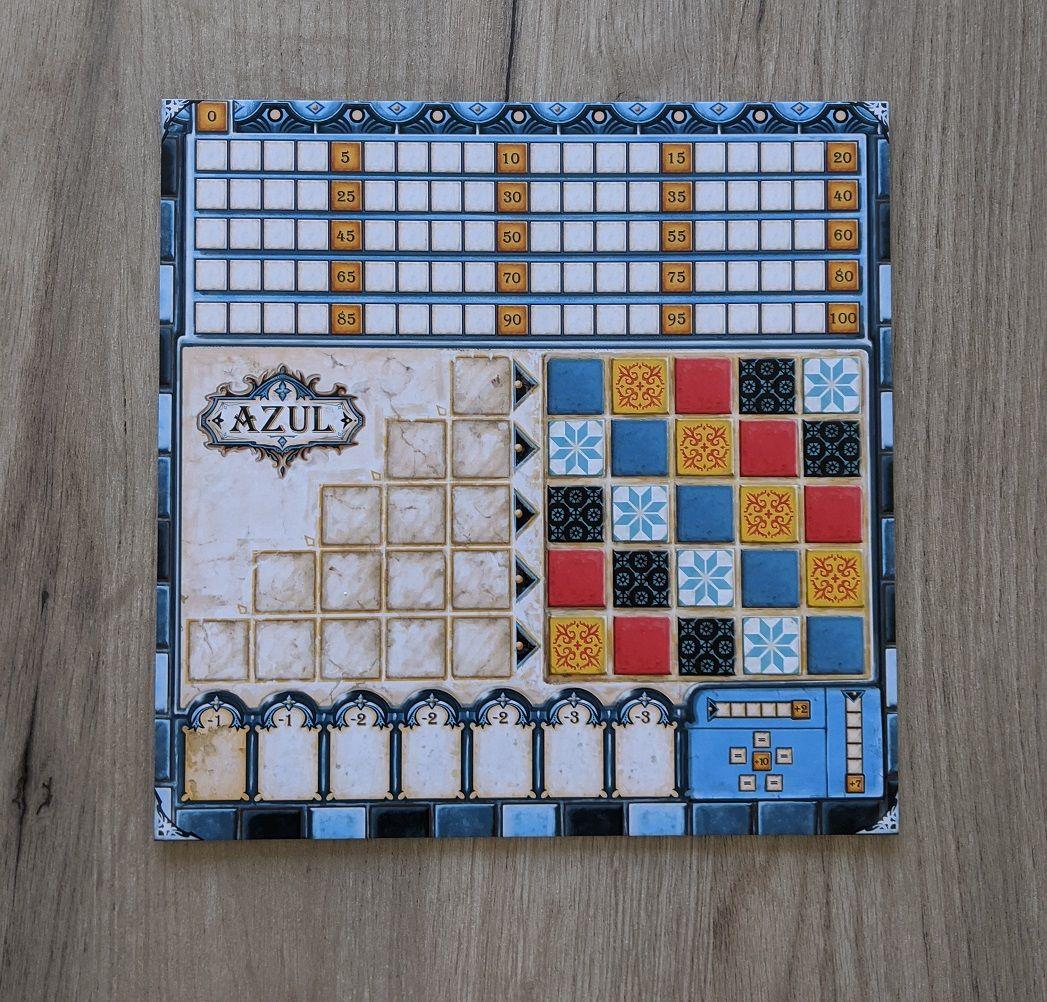 Boardgames Party: Azul