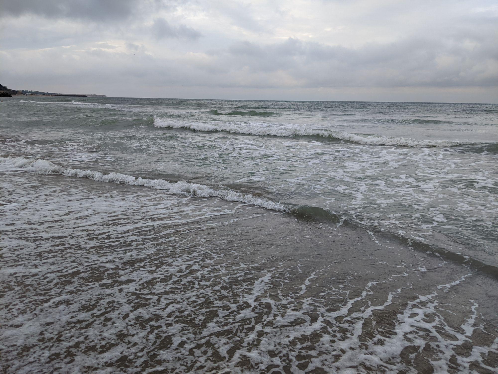 Visiting Romania: The Black Sea