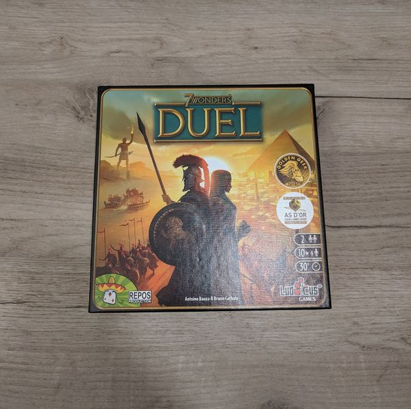 Boardgames Miniparty: 7 Wonders Duel