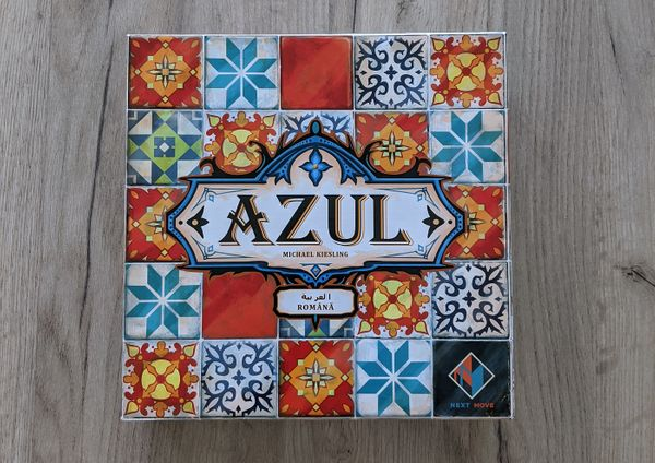 Boardgames Party: Azul